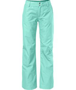 The North Face Sally Ski Pants Mint Blue