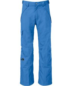The North Face Seymore Ski Pants Snorkel Blue