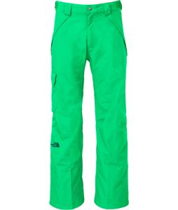 The North Face Seymore Ski Pants Spectral Green