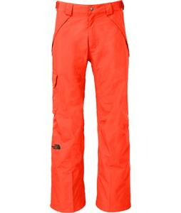 The North Face Seymore Ski Pants Valencia Orange