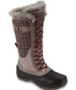 The North Face Shellista Lace Luxe Boots Vintage Khaki/Demitasse Brown