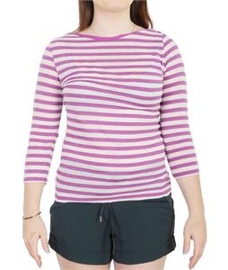 The North Face Shortie Stripe Pullover Magic Magenta