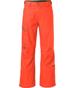 The North Face Sickline Ski Pants Valencia Orange