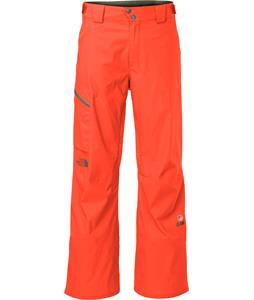 The North Face Sickline Ski Pants Valencia Orange