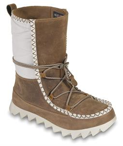 The North Face Sisque Boots Sepia Brown/Moonlight Ivory