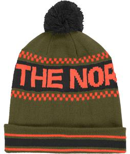 The North Face Ski Tuke IV Beanie Forest Night Green