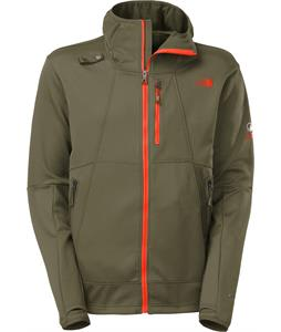 The North Face Snorkle Softshell Forest Night Green