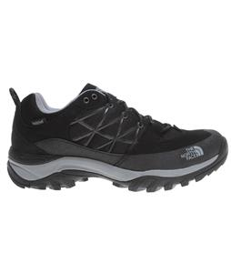 The North Face Storm WP Hiking Shoes TNF Black/Griffin Grey