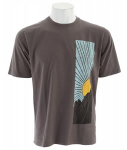 The North Face Sun Junction T-Shirt Graphite Grey