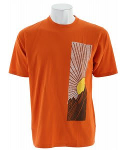 The North Face Sun Junction T-Shirt Monarch Orange