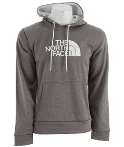 The North Face Surgent Hoodie Heather Grey/TNF White