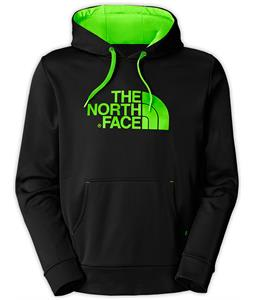 The North Face Surgent Hoodie TNF Black/Power Green