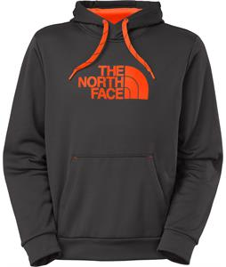 The North Face Surgent Hoodie Asphalt Grey/Power Orange