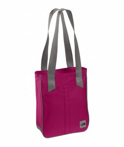 The North Face Tegan Tote Berry Lacquer Purple