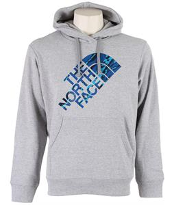 The North Face Tiger Camo Pullover Hoodie Heather Grey