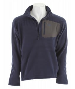 The North Face TKA 100 Classic Trinity Alps Pullover Deep Water Blue
