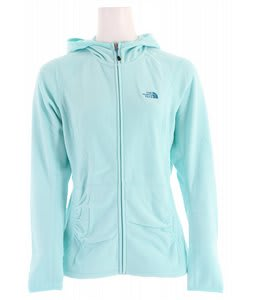 The North Face TKA 100 Texture Masonic Hoodie Bonnie Blue