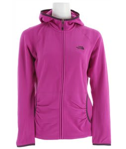 The North Face TKA 100 Texture Masonic Hoodie Magic Magenta