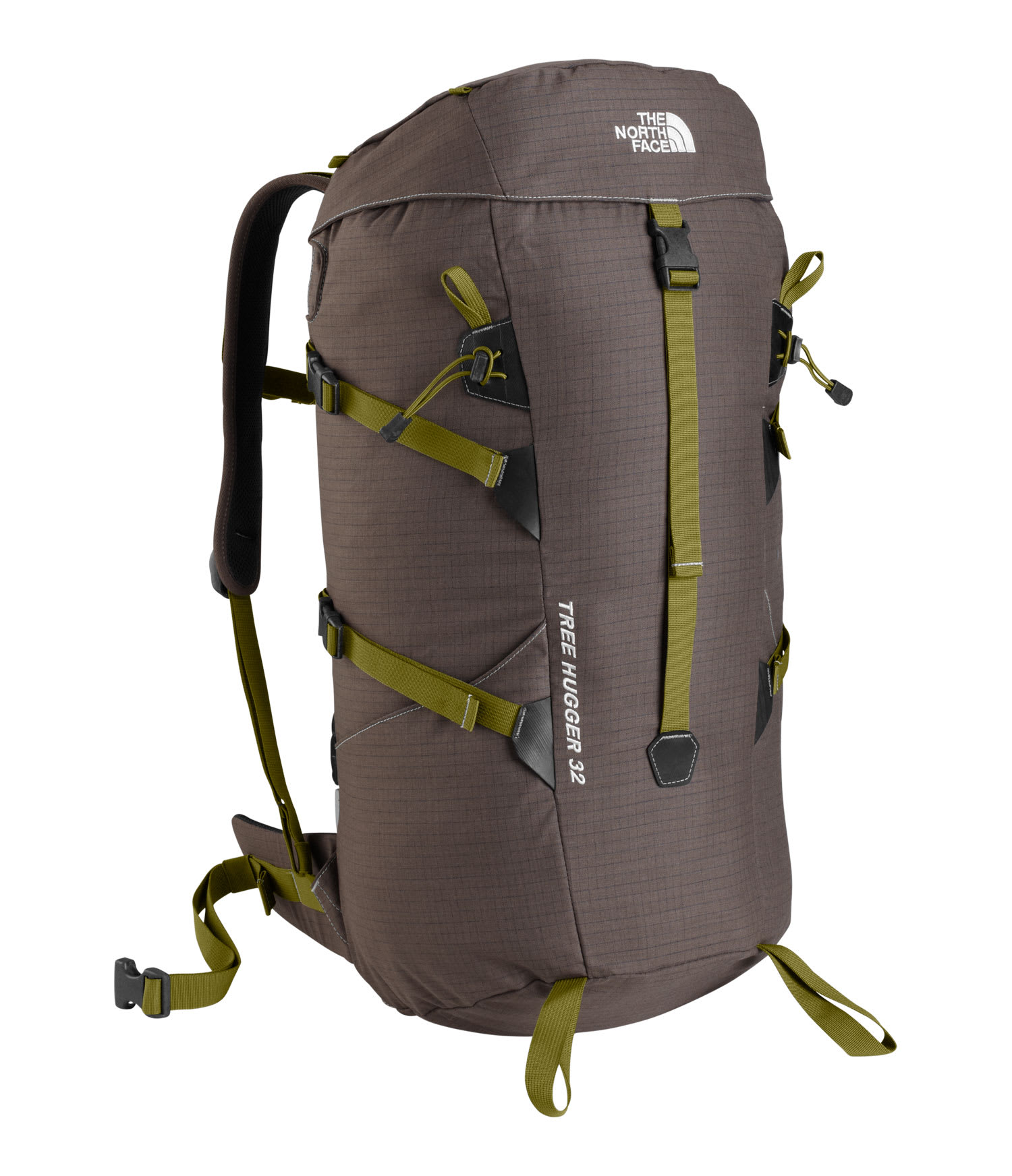 The North Face Tree Hugger 32L Backpack Weimaraner Brown