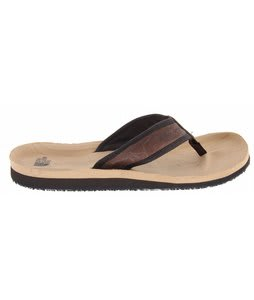 The North Face Tree Point Sandals Demitasse Brown/Dark Earth Brown