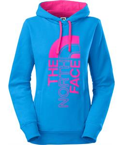 The North Face Trivert Logo Pullover II Hoodie Clear Lake Blue