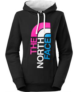 The North Face Trivert Logo Pullover II Hoodie TNF Black
