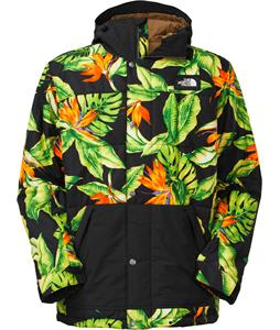 The North Face Trotwood Insulated Ski Jacket TNF Black Mahalo Print