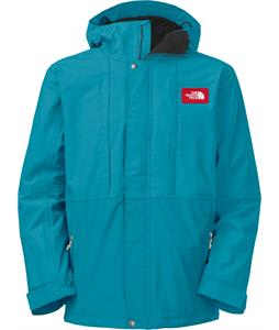 The North Face Turn It Up Ski Jacket Baja Blue
