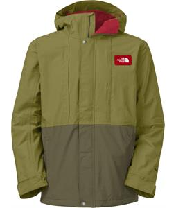 The North Face Turn It Up Ski Jacket G.I. Green