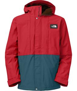 The North Face Turn It Up Ski Jacket Rage Red