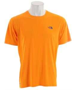The North Face Velocitee Crew T-Shirt Koi Orange