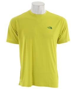 The North Face Velocitee Crew T-Shirt Sulphur Spring Green