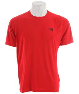 The North Face Velocitee Crew T-Shirt TNF Red