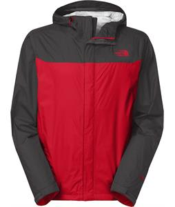 The North Face Venture Hoodie TNF Red/Asphalt Grey