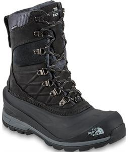 The North Face Verbera Utility Boots TNF Black/Dark Shadow Grey