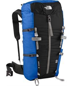 The North Face Verto 26 Backpack Nautical Blue/TNF Black 26L