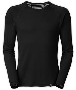 The North Face Warm L/S Crew Neck Baselayer Top TNF Black