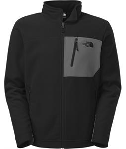 The North Face Chimborazo Full Zip Fleece TNF Black