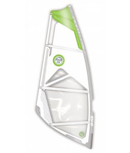 North Sails Drive Light Windsurfing Rig 6.4 White/Green