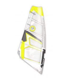 North Sails Natural Windsurfing Sail White/Yellow 8.1