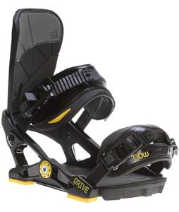 Now Drive Snowboard Bindings