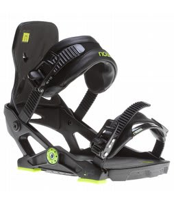 Now IPO Snowboard Bindings Black