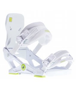 Now IPO Snowboard Bindings White