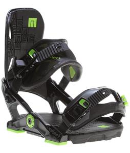 Now Select Snowboard Bindings Black