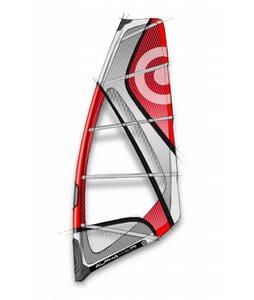 Neilpryde Alpha Windsurfing Sail 4.0m Red/Grey
