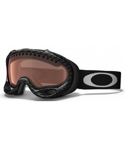 Oakley A Frame Goggles Carbon Fiber Print/VR28 Lens