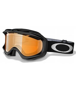 Oakley Ambush Goggles Jet Black/Persimmon Lens