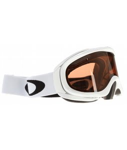 Oakley Ambush Goggles Polished White/Vr28 Lens