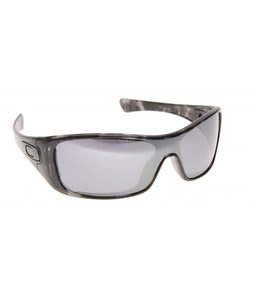 Oakley Antix Sunglasses Black Tortoise/Black Iridium Lens