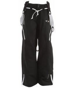 Oakley Ascertain Snowboard Pants Jet Black